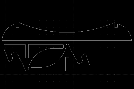 A screenshot of the DXF file.